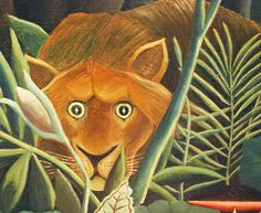 Painting by Henri Rousseau 4