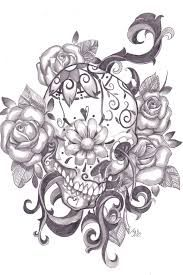 skull candy tattoos - Google Search
