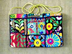 Handwork Banjara Clutch Bag- Pattern J