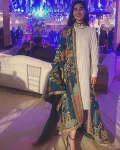 this outfit got me a whole lot of aunty validation, which is seldom the case. This makes me very happy. Pakistan Fashion, India Fashion, Asian Fashion, Punjabi Fashion, Women's Fashion, Indian Wedding Outfits, Indian Outfits, Indian Dresses, Pakistani Dress Design
