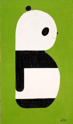 A to Z by Takao Nakagawa, via Behance