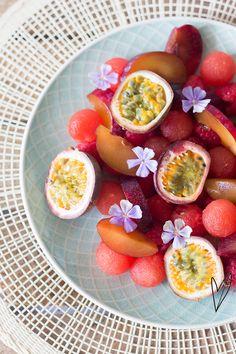 Happy fruitsalade   TGH Magazine