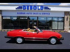 awesome 1987 Mercedes-Benz SL-Class 560-Class 560SL - For Sale View more at http://shipperscentral.com/wp/product/1987-mercedes-benz-sl-class-560-class-560sl-for-sale/