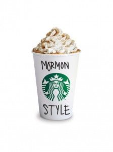 The Mormon Guide to Starbucks - LDS.net: Mormon Social News Network...or for those of us that can't always handle Starbucks coffee