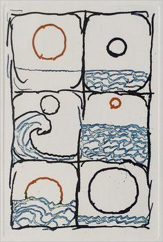 Pierre Alechinsky Tachisme, Kitsch, Art Informel, Scribble Art, Art Graphique, Abstract Expressionism, Oeuvre D'art, Cosmos, Book Art