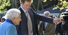 A bonita relação do príncipe Harry com a avó | SAPO Lifestyle