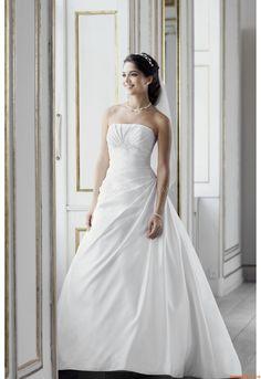 Vestidos de noiva Lilly 08-3201-WH Purewhite 2013