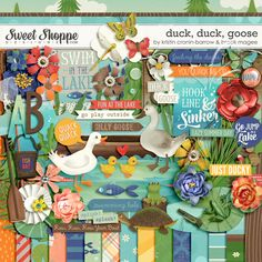BF2015 - Duck, Duck, Goose by Kristin Cronin-Barrow and Brook Magee