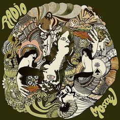 Radio Moscow - vinyl LP