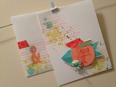 Stampin Up card - fav set in the new cat!