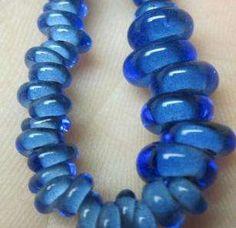 Make Beads from A Broken Bottle Tutorial!