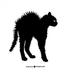 Les 158 Meilleures Images Du Tableau Dessin Chat Noir Sur Pinterest