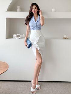 【楽天市場】【夏♪新作】【全3色】フリルスカート ホワイト イエロー ブラック S/M/L【frill-0621dsk】(lam)(0623)シナモンガール Cinnamon Girl 超ミニ マイクロミニ 韓国 胸元 セクシー cinnamongirl レディース : CINNAMON GIRL No Frills