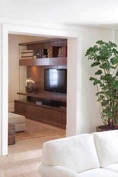 Projeto de Arquitetura de Interiores desenvolvido para apartamento localizado no Jardim Paulista, em São Paulo - SP, pela Asenne Arquitetura.