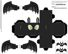 Bat Cubeecraft