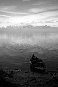 Old fisherman's village. Lake Skadar, Montenegro.