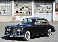 World Of Classic Cars: Bentley S3 Saloon 1963 - World Of Classic Cars -