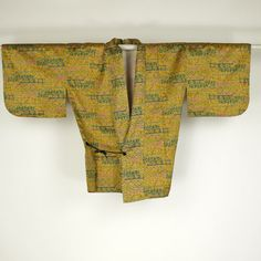Flower pattern douchugi coat / 化繊時に細かな花柄の道中着   #Kimono #Japan http://global.rakuten.com/en/store/aiyama/