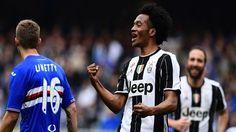 Cuplikan Gol Sampdoria vs Juventus 0-1 Liga Italia