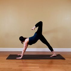 Yoga Poses to Tone Arms and Upper Back