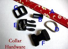 Dog Collar - Tutorial on How to Make Dog