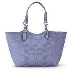 Periwinkle Tote Bag ( mommies Cancer awareness color )