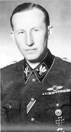 "Historians regard Heydrich as the most fearsome member of the Nazi elite.[78][79][80] Hitler called him ""the man with the iron heart"".[5] He was one of the main architects of the Holocaust during the early war years, answering only to, and taking orders from, Hitler, Göring, and Himmler in all matters pertaining to the deportation, imprisonment, and extermination of Jews."