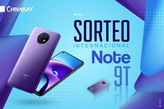 Sorteio do Smartphone Redmi Note 9T Smartphone, Notes, Iphone, Prize Draw, Report Cards, Notebook