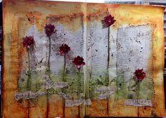 love the burlap by Tobi Crawford, via Flickr