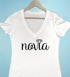 Novia Tee Casando Tshirt Im getting Married Tshirt Fiesta