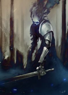 Undead Bearer of Old Metal