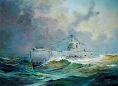 HMS Porpoise (N14)
