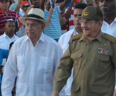 """""""any changes in Cuba are only """"to strengthen socialism"""""""