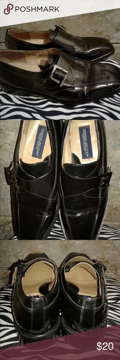 Giorgio Brutini Private Collection Men Loafers 9M Giorgio Brutini Private Collection Men's Loafers sz 9M black shoes leather vero, good condition Used see pictures Giorgio Brutini Shoes Loafers & Slip-Ons