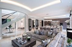 #livingroom #inspo via @lux_men_fashion  . . . #designmeetsperfection #design #designinspiration #instagood #instagram #instadesign #instadecor #interiordesign #interior #luxuryhomes #designers #designporn #home #homedecor #dreamhome #classy #elegant #chandelier #chandeliercrystal #designinspiration #fashion #fashionblogger #homestyling #style #modern - Architecture and Home Decor - Bedroom - Bathroom - Kitchen And Living Room Interior Design Decorating Ideas - #architecture #design…