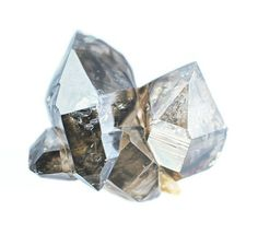 Smokey Quartz III - Oil on Masonite by Carly Waito