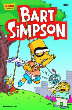 BART SIMPSON COMICS #86