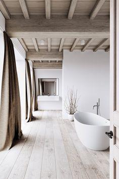 Home Remodel Bathroom .Home Remodel Bathroom Bad Inspiration, Bathroom Inspiration, Interior Design Inspiration, Bathroom Inspo, Interior Exterior, Luxury Interior, Interior Lighting, Apartment Decoration, Beautiful Bathrooms