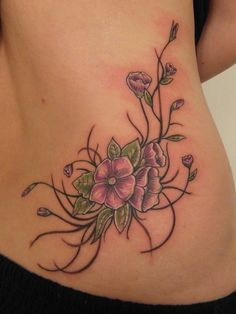 Tattoos, Flowers, Tatuajes, Tattoo, Tattos, Tattoo Designs