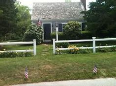 split rail fence white - Google Search