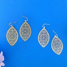 Online Shopping For LAVISHY Unique And Beautiful Filigree Earrings – LAVISHY Boutique Filigree Earrings, Pendant Earrings, Drop Earrings, Tech Accessories, Fashion Accessories, Fashion Jewelry, Gift Shops, Clothing Boutiques, How To Make Light