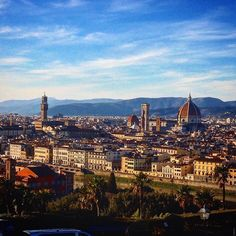 Michelangelo's Landscape  #betuscan #igerstoscana #city #firenze #florence #italy #toscana #tuscany @igers_firenze #igerstoscana #photooftheday #picoftheday #pic #photography @volgotoscana #volgoitalia @volgofirenze