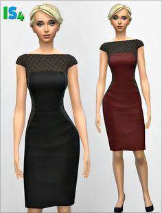 Irida Sims 4: Dress 3_I • Sims 4 Downloads