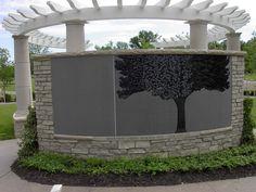memorial art wall - Google Search