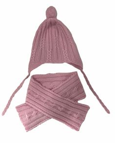 Baby Kaschmir Mütze und Schal Set rosa Drawstring Backpack, Backpacks, Bags, Fashion, Pink, Cashmere Beanie, Beautiful Babies, Clothing Apparel, Handbags