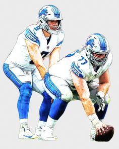 Detroit Lions C Frank Ragnow Sports Drawings, Golf Stores, Football Art, Detroit Lions, Sports Art, Fictional Characters, Range, Illustrations, Check