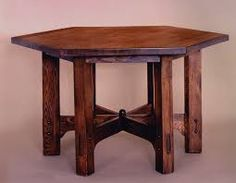 Image result for hexagonal table