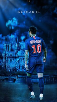 The terrible fires took place on April in Notre Dame Cathedral, the holder of Paris's largest heritage. Messi And Neymar, Messi And Ronaldo, Neymar Jr Wallpapers, Neymar Brazil, Neymar Pic, Football Wallpaper, Notre Dame, Soccer, Sports
