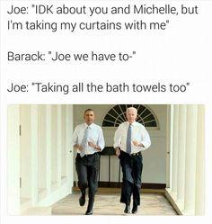 Hilarious Memes Of Joe Biden Plotting White House Pranks Are Internet Gold – 20 Pics