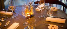 Table setting at Rabot 1745 restaurant in London #restaurant #food #london #tablesetting #details #hotelchocolat